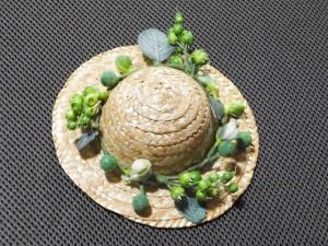 麦わら帽子Ver.2「緑」