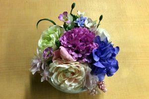 母の日のプレゼントの花