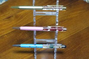 ハーバリウムボールペン3種類(2019/2/26)