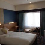 ホテルグランヴィア広島 泊まった部屋