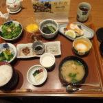 ホテルグランヴィア広島の和の朝食