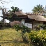 広島・縮景園 庭と建物