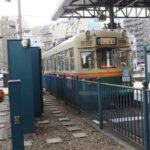 広島・横川駅「路面電車」