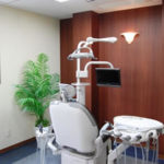歯科医院の診療室