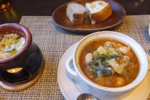 Radice「パンと野菜のスープ(2019/11/30)」