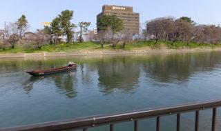 岡崎舟遊び 四ノ丸