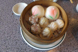 中華 五十番「飲茶コース 点心」
