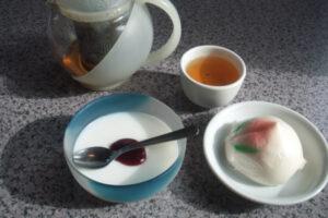 中華 五十番「飲茶コース デザート」