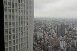 名古屋マリオットアソシアホテル「窓から見える風景」