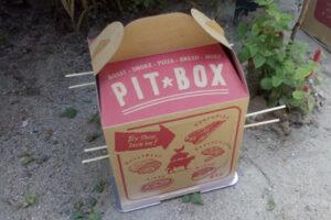 ダンボール・オーブン「PIT-BOX」
