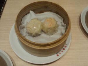 上海湯包小舘「台湾点心セットのしゅうまい2個」