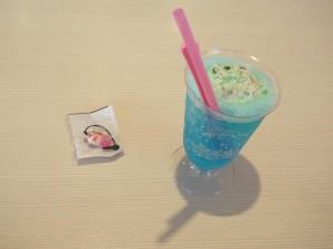 31アイスクリーム「ホッピングソーダ」