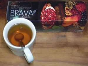 ダイエット&ビューティーティー「BRAVA(ブラバ)」