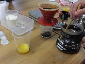 暮らしの学校「コーヒー教室(2015/7/7)」
