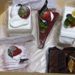 カントリークリスマス 購入したケーキ(2016/11/26)
