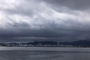 駿河湾クルーズ「清水港ベイクルーズ 景色」(2016/7/27)