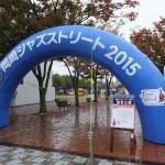 岡崎ジャズストリート(2015/11/8)籠田公園