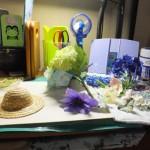 オリジナル作品「麦わら帽子」の準備