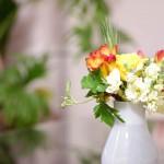 お花と花瓶
