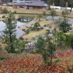 金沢城公園 池と紅葉2(2018/12/8)