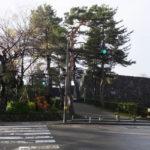 金沢城公園 入口(2018/12/8)