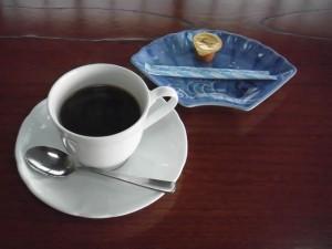 札幌かに本家「コーヒー」