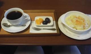 cafe航路・モーニング・Cセット