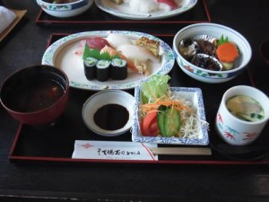 三嶋寿司-特選ランチ
