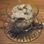 cafe mitte「シルクアイス-クッキーバニラ」(13/2/3)