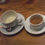cafe mitte「アフォガード」