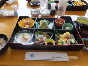 岡崎ニューグランドホテルで食事(2016/4/9)