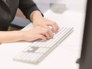 パソコン キーボード入力