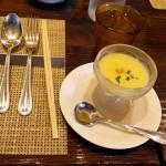 Radice「ラディーチェランチ-とうもろこしの冷製スープ(2015/6/6)」