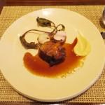 Radice「ラディーチェランチ-メイン豚肉の赤ワイン煮(2015/6/6)」