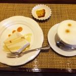 Radice「ラディーチェランチ-苺とナッツのセミブレッダとカフェラテ(2015/6/6)」