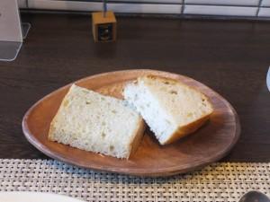 Radiceランチコース「天然酵母の自家製パン(2015/10/8)」