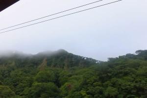 日本平ロープウェイ「日本平⇔久能山(2016/7/27)」