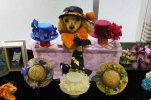 10/30 NagoyaCafe+ 女子ランチ会「作品展示(中央)」