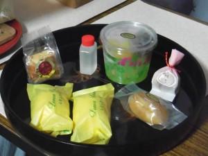 京都焼菓子工房しおん(2014/7/15到着分)