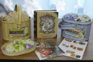 BASILUR TEA JAPAN「TIPSONシリーズ缶」