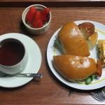 ウチカフェ「ベルンの総菜パンとコーヒー」